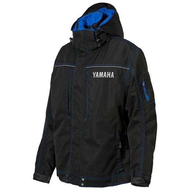 US YAMAHA 北米ヤマハ純正アクセサリー レディース YAMAHA X-Country ジャケット OUTLAST(R) テクスチャ付き【Women's Yamaha X-Country Jacket with Outlast(R)】