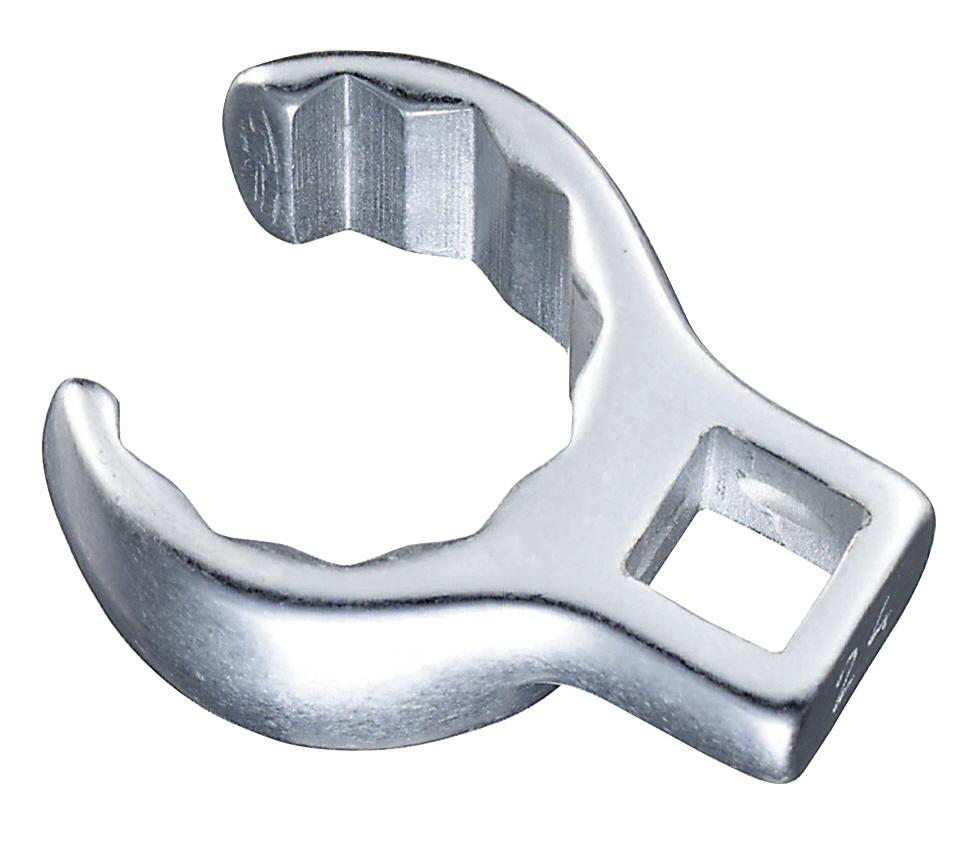 STAHLWILLE スタビレー インチサイズ(スパナ) (3/8SQ) クローリングスパナ サイズ (mm):24