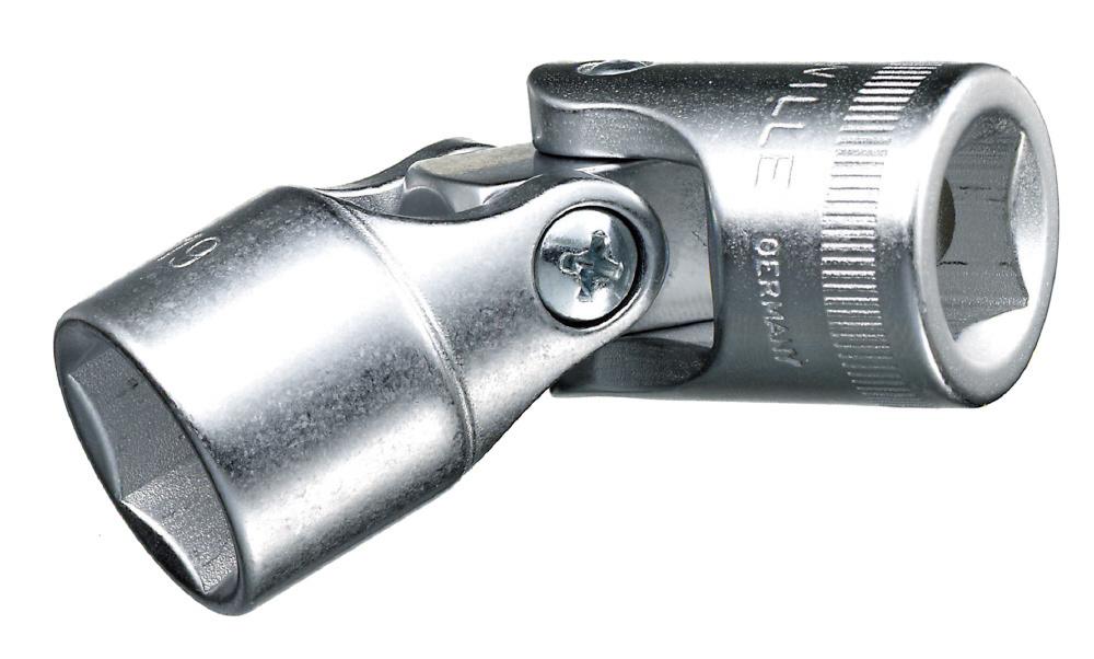 STAHLWILLE スタビレー ミリ(1/2ソケット) (1/2SQ) ユニフレックスソケット (6角) サイズ (mm):13