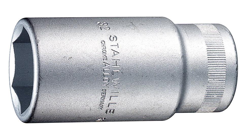 STAHLWILLE スタビレー (3/4SQ) ディープソケット (6角)