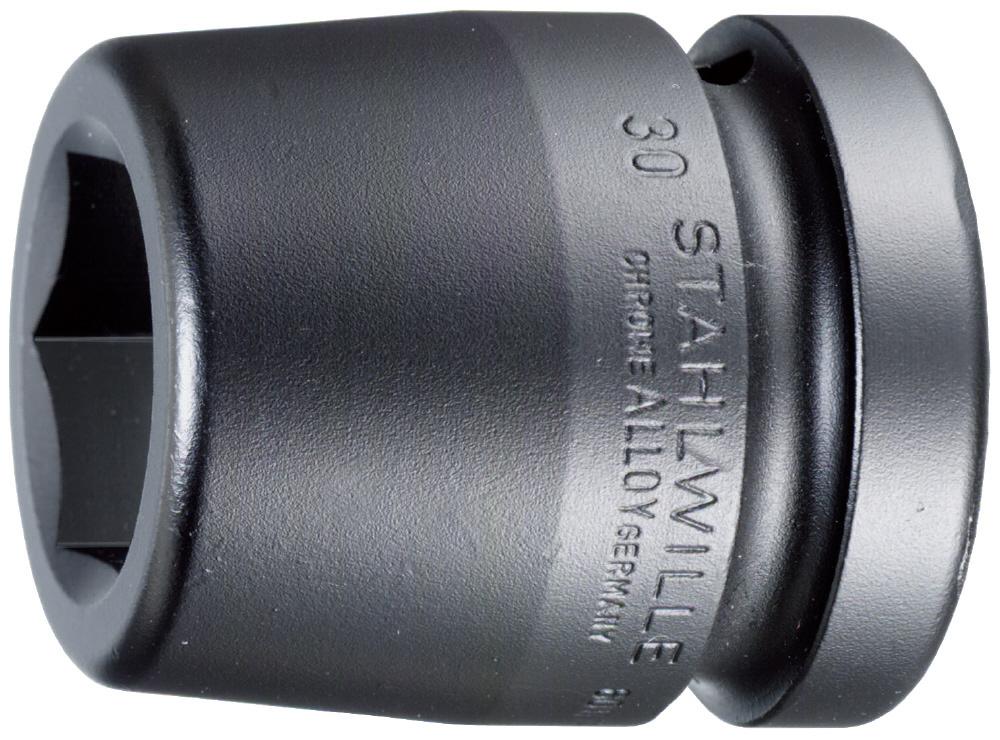 STAHLWILLE スタビレー インパクトレンチ用ソケット類 (1インチSQ) インパクトソケット サイズ (mm):36