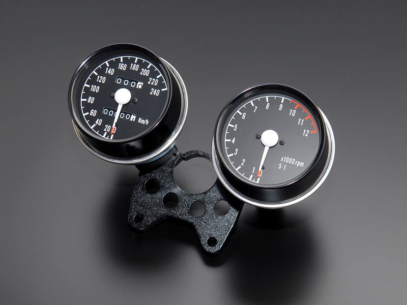 【イベント開催中!】 DOREMI COLLECTION ドレミコレクション スピードメーター メーターASSY 仕様:240kmレーシングメーター Z1/Z2