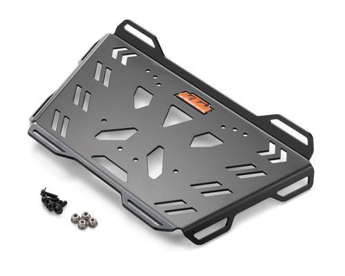 【ポイント5倍開催中!!】KTM POWER PARTS KTMパワーパーツ 汎用外装部品・ドレスアップパーツ EXTENDED キャリアプレート