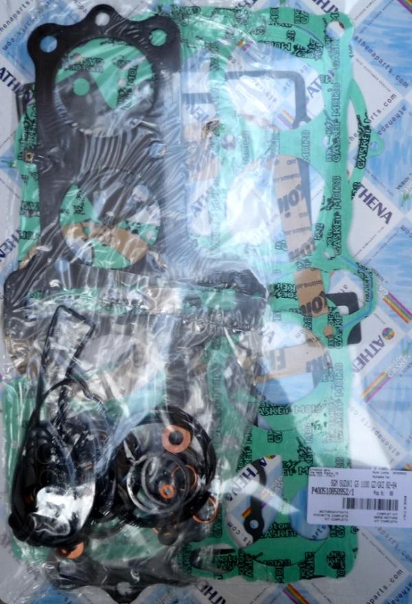 【ポイント5倍開催中!!】【クーポンが使える!】 ATHENA アテナ コンプリートガスケットセット GS1100 GKZ GS1100 GZ