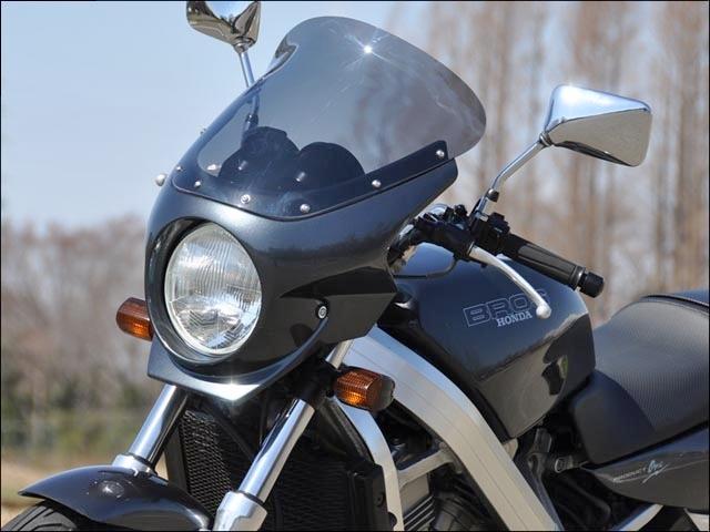 CHIC DESIGN シックデザイン ロードコメット2 ブロス400 ブロス650