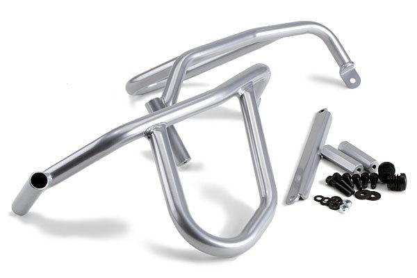 Puig プーチ ガード・スライダー エンジンガード アッパー カラー:グレー R1200GS
