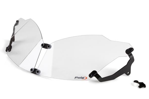 Puig プーチ ガード・スライダー ヘッドライトプロテクター Vストローム650 Vストローム650XT