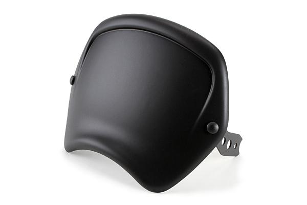【在庫あり】Puig プーチ ビキニカウル・バイザー フロントパネル カラー:マットブラック XSR900