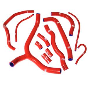 SAMCO SPORT サムコスポーツ ラジエーター関連部品 クーラントホース(ラジエーターホース) カラー:ブラック (限定色) VFR 800 Fi / VTEC 2002-2014