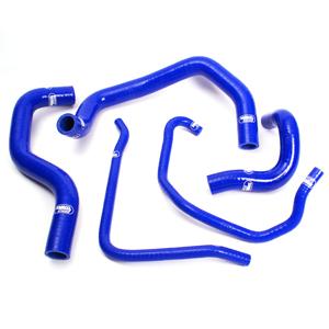 SAMCO SPORT サムコスポーツ ラジエーター関連部品 クーラントホース(ラジエーターホース) カラー:レッド (限定色) ZX 6R 600 636 B1&B2 2003-2004