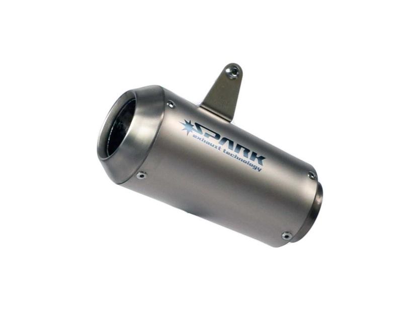 SPARK EXHAUST スパーク マフラー スリップオンマフラー MotoGP ユニバーサルサイレンサー (MotoGP universal silencer) 汎用