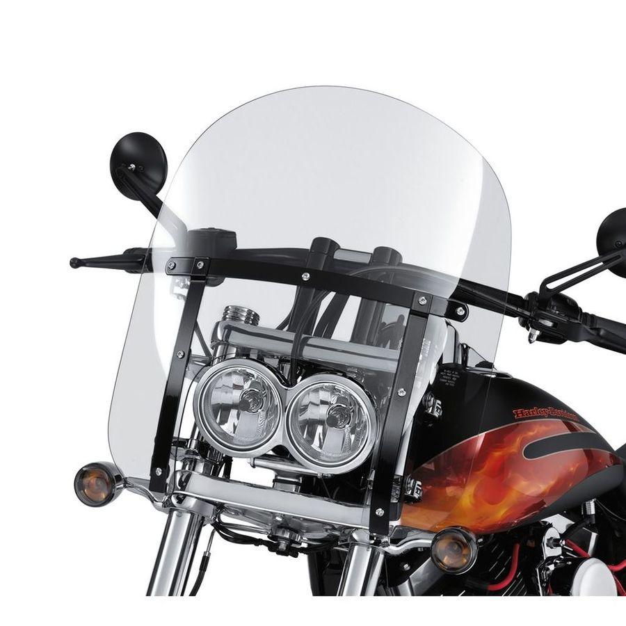 HARLEY-DAVIDSON ハーレーダビッドソン スクリーン クイックリリース コンパクトウインドシールド【Quick-Release Compact Windshield】