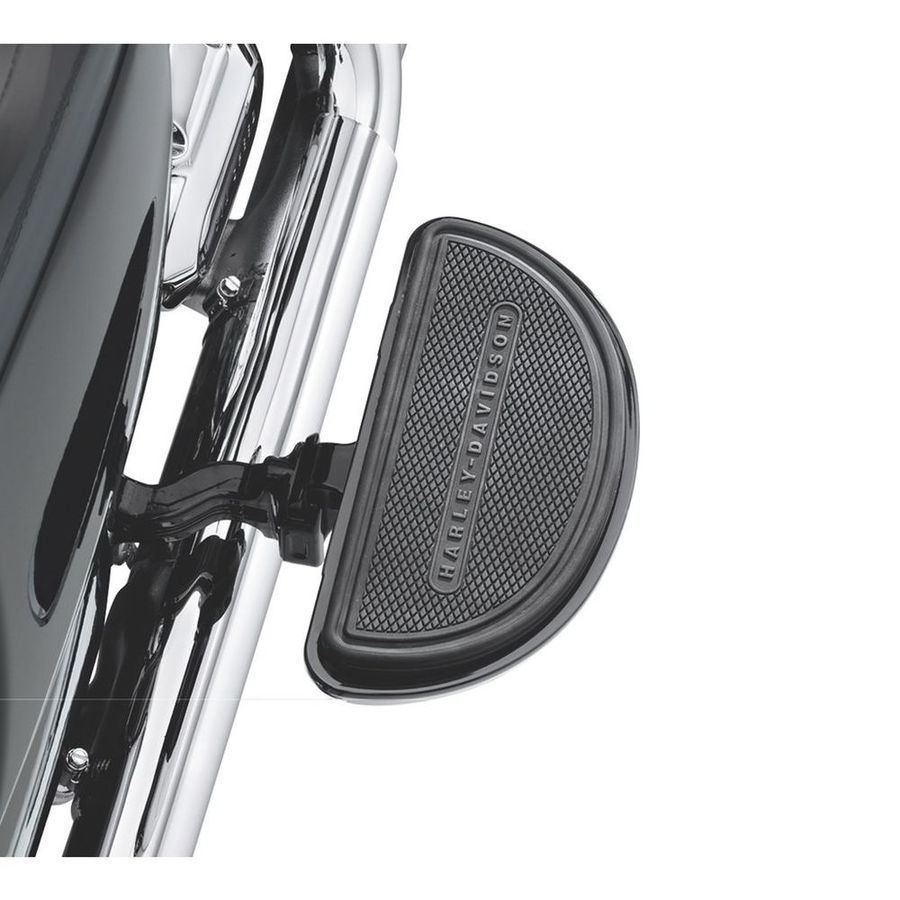HARLEY-DAVIDSON ハーレーダビッドソン フットペグ・ステップ・フロアボード ハーフムーン タンデムフットボードパン インサート【Half-Moon Passenger Footboard Pans and Inserts】