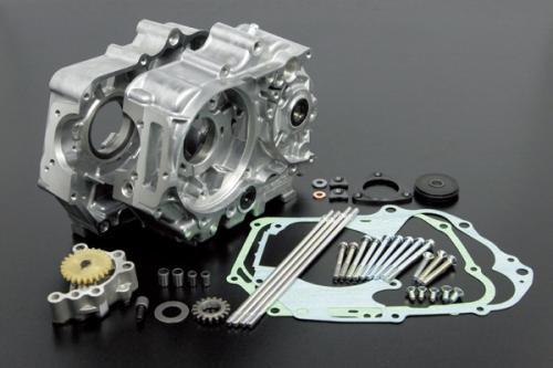 SP武川 SPタケガワ ボアアップキット・シリンダー 強化クランクケースキット(セカンダリー式)(SCUT125cc) スカット ゴリラ モンキー モンキーBAJA
