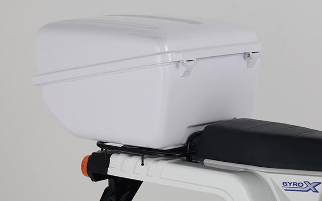 HONDA ホンダ トップケース・テールボックス マルチボックス ジャイロX