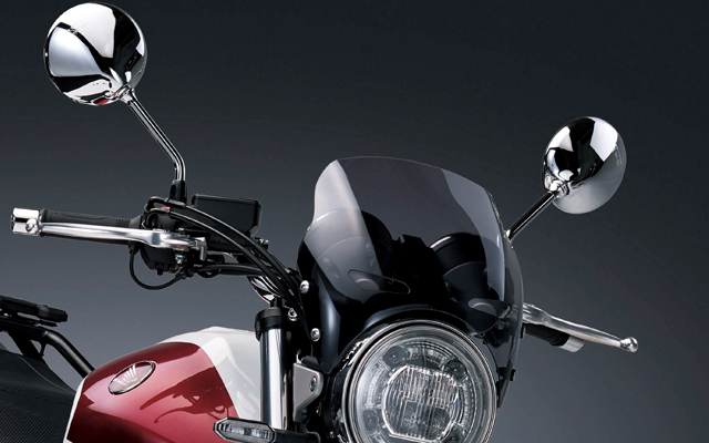 HONDA ホンダ メーターバイザー CB400スーパーフォア CB1300スーパーフォア