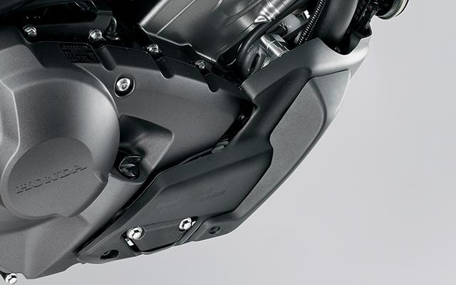 HONDA ホンダ アンダーカウル FOOT ディフレクター 車種:TypeLD含む (08R71-MGS-J30) NC750S NC750X NC750X タイプLD