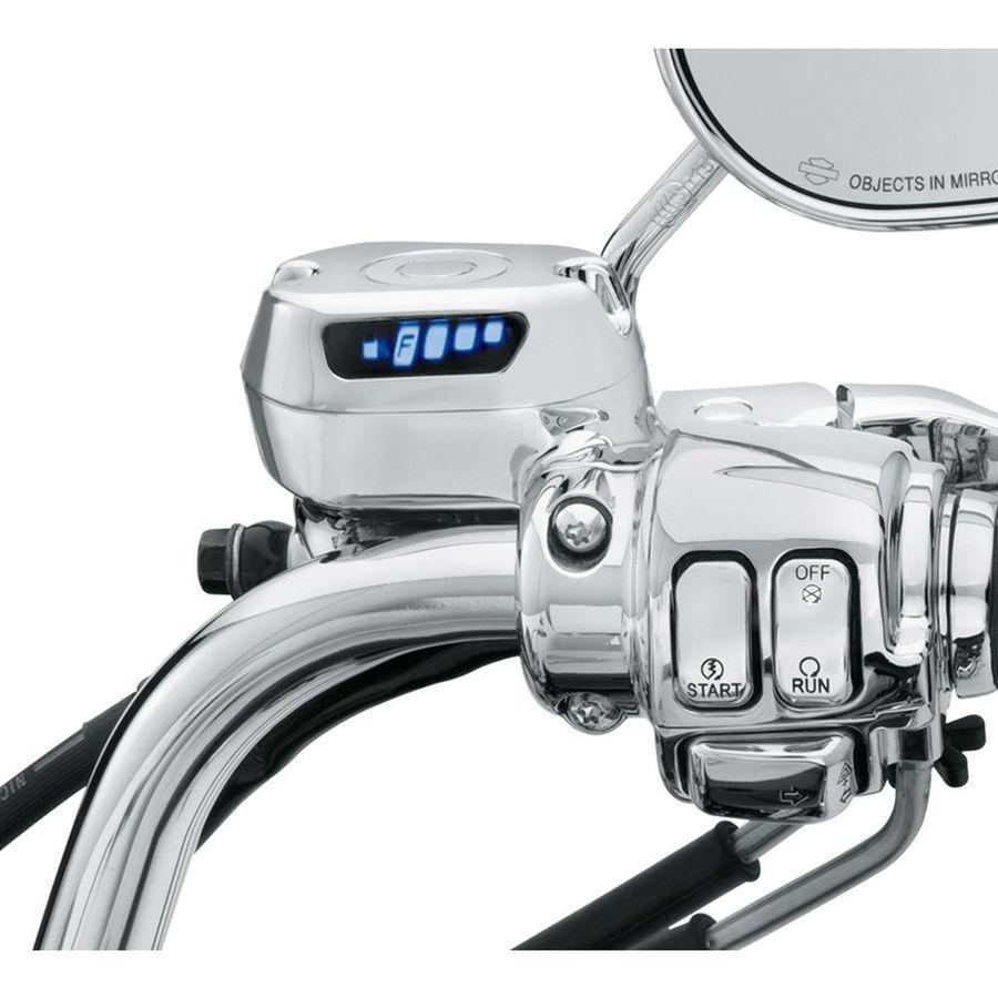 HARLEY-DAVIDSON ハーレーダビッドソン その他電装パーツ SPORSTER フューエルゲージキット【Sportster Fuel Gauge Kit】 Color:Chrome
