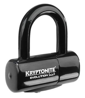 KRYPTONITE クリプトナイト EV4ディスクロック カラー:ブラック