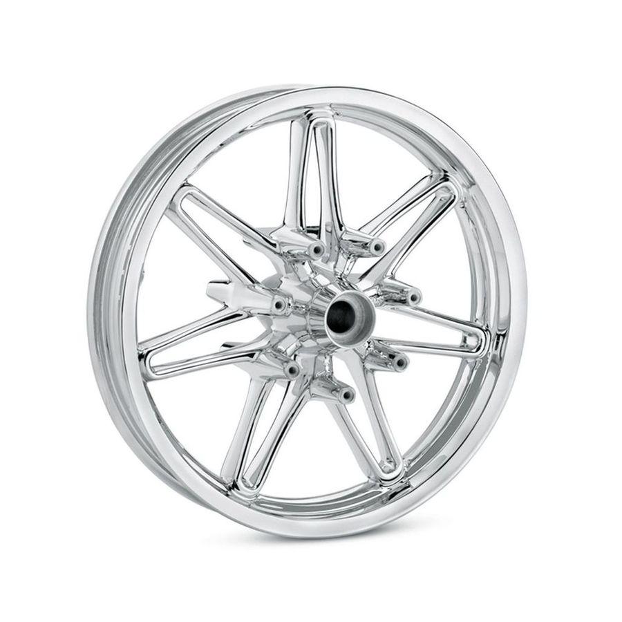 HARLEY-DAVIDSON ハーレーダビッドソン ホイール本体 リアホイール 16インチ チゼル【Chisel 16 in. Rear Wheel】 Color:Chrome