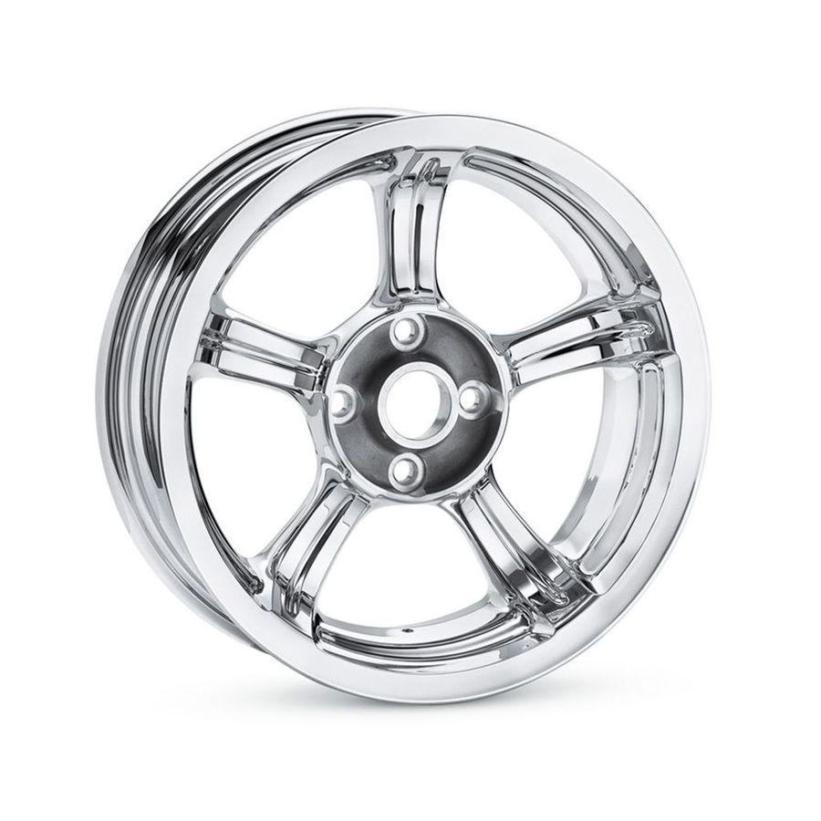 HARLEY-DAVIDSON ハーレーダビッドソン ホイール本体 リアホイール アナーキー 5スポーク 16インチ 【Anarchy 5-Spoke 16 in. Rear Wheel】 Color:Mirror Chrome