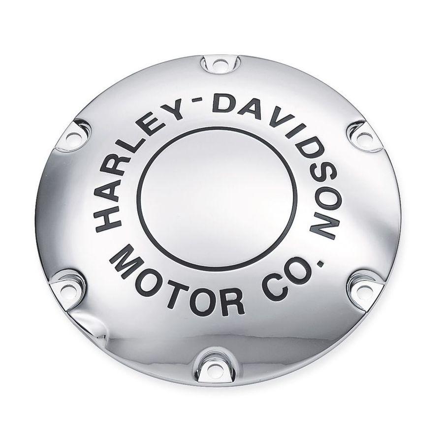 ハーレーダビッドソン エンジンカバー HARLEY DAVIDSON ダービーカバー【Harley-Davidson Motor Co. Derby Cover】