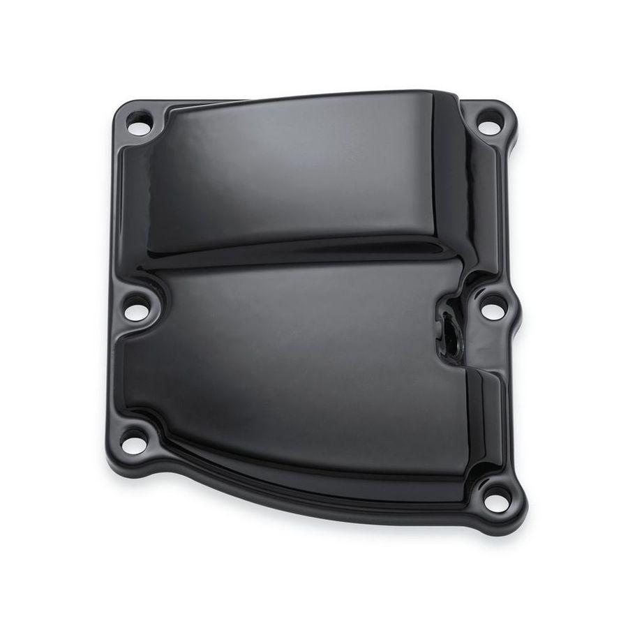 ハーレーダビッドソン エンジンカバー MILWAUKEE-EIGHT トランスミッショントップカバー グロスブラック【Milwaukee-Eight Gloss Black Transmission Top Cover】