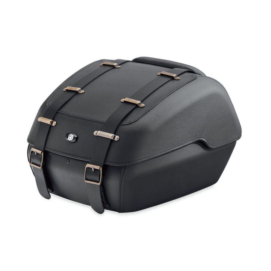 HARLEY-DAVIDSON ハーレーダビッドソン トップケース・テールボックス レザー Tour-Pak ラゲッジ クラシックレザー【Leather Tour Pak Luggage - Classic Leather】