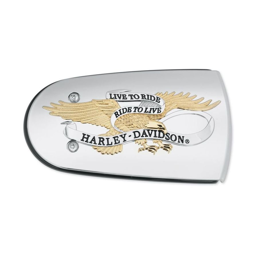一番の ハーレーダビッドソン その他外装関連パーツ Harley-Davidson(R) Live To Ride Air & Cleaner Air Live Trim Finish/Color:Gold & Chrome, 湯河原町:fdda1dd0 --- canoncity.azurewebsites.net