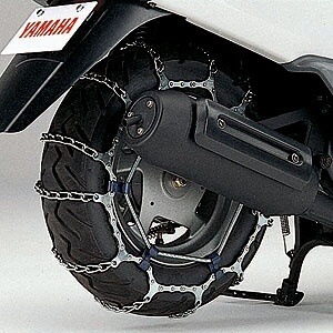 YAMAHA ヤマハ タイヤチェーン BX50・BA50 リア用 ギア ギア ギアC ギアC