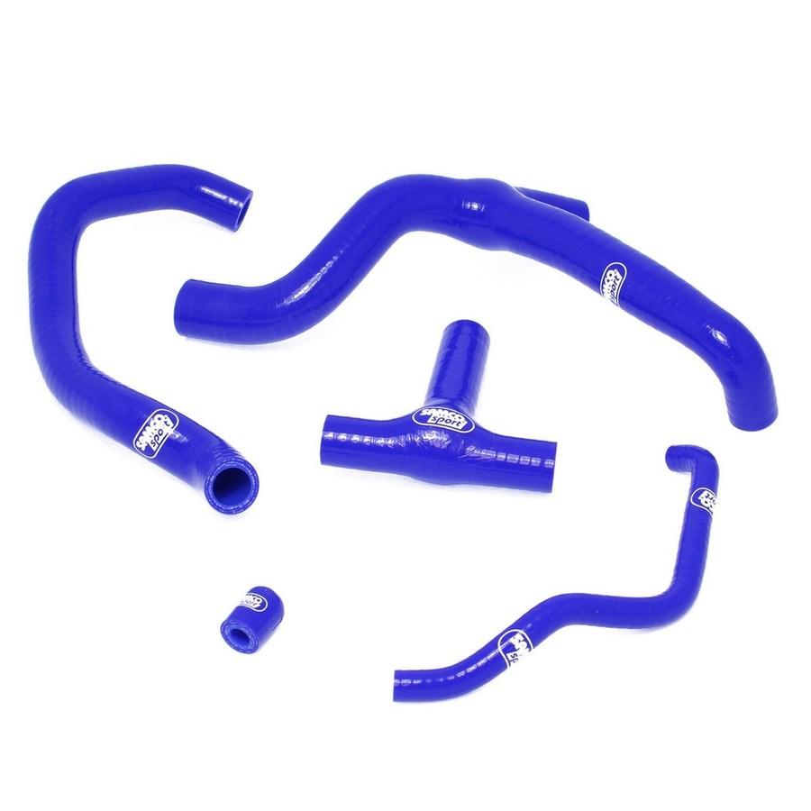 SAMCO SPORT サムコスポーツ ラジエーター関連部品 クーラントホース(ラジエーターホース) カラー:レッド (限定色) 390 / 450 / 550 / 650 FE FX 2009-2012