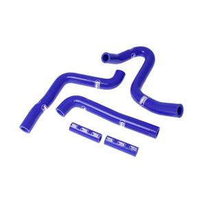 SAMCO SPORT サムコスポーツ ラジエーター関連部品 クーラントホース(ラジエーターホース) カラー:レッド (限定色) KX 250 M1/M2 2003-2004