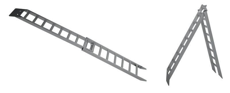 クロスプロ その他グッズ CROSS-PRO Moto/ATV Foldable Ramp 【ヨーロッパ直輸入品】