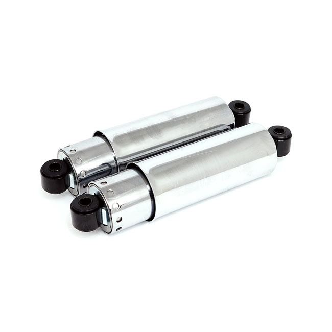 "MCS エムシーエス リアサスペンション ショックアブソーバー カバー付き【SHOCK ABSORBER WITH COVER】 73-86 4-SP FL FX FXWG(NU)(=1""SHORTER)"