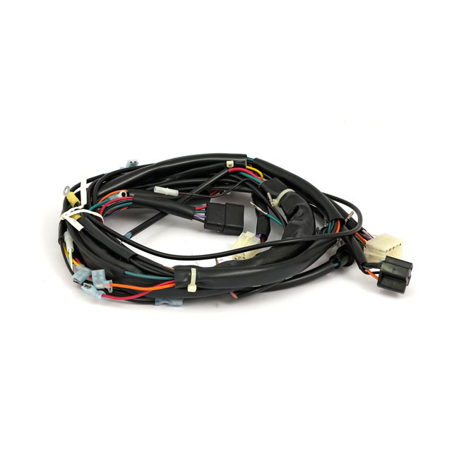 MCS エムシーエス ハーネス WIRING HARNESS MAIN SET 92-93 XL883/HUGGER/DELUXE XL1200(NU)
