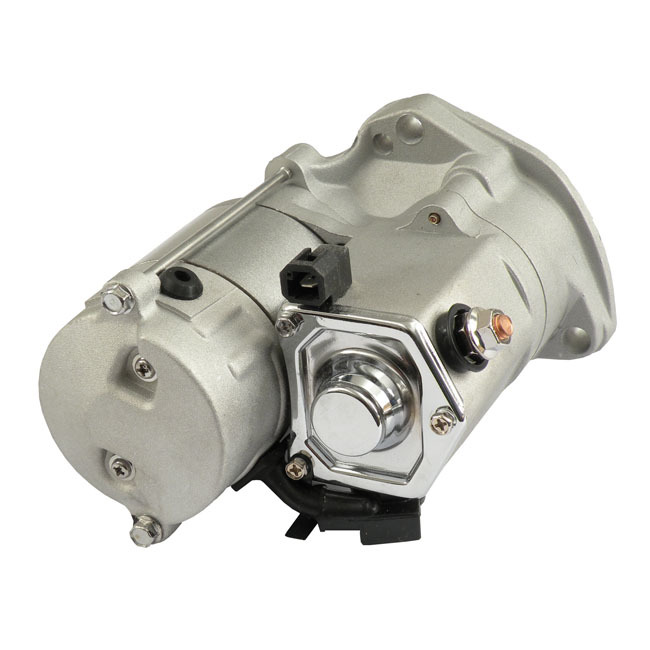 MCS エムシーエス その他電装パーツ STARTER MOTOR COLOR:PLAIN FINISH 89-93 B.T.(NU)