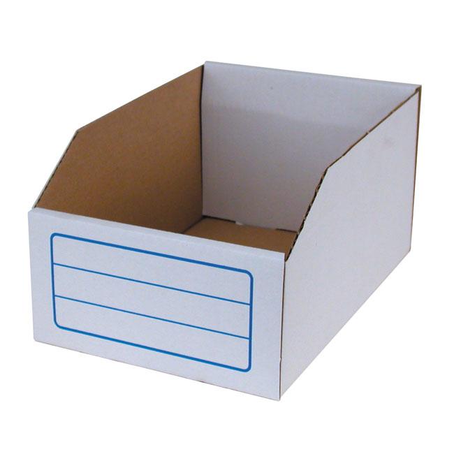 MCS エムシーエス メンテナンス小物 BIN BOX 9 LITER COLOR:WHITE