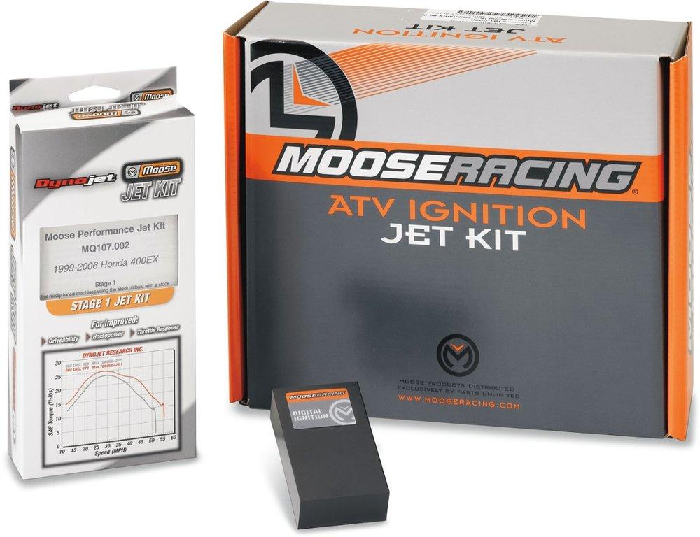 MOOSE RACING ムースレーシング イグニッションコイル・ポイント・イグナイター関連 IGNITION BOX / JET KIT [2101-0099] YFM660R Raptor 2002 - 2005