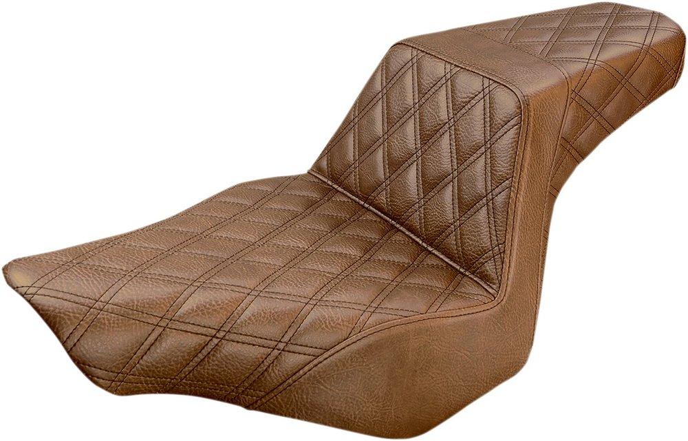 SADDLEMEN サドルメン シート本体 SEAT STEP UP [0802-0983] FXSB