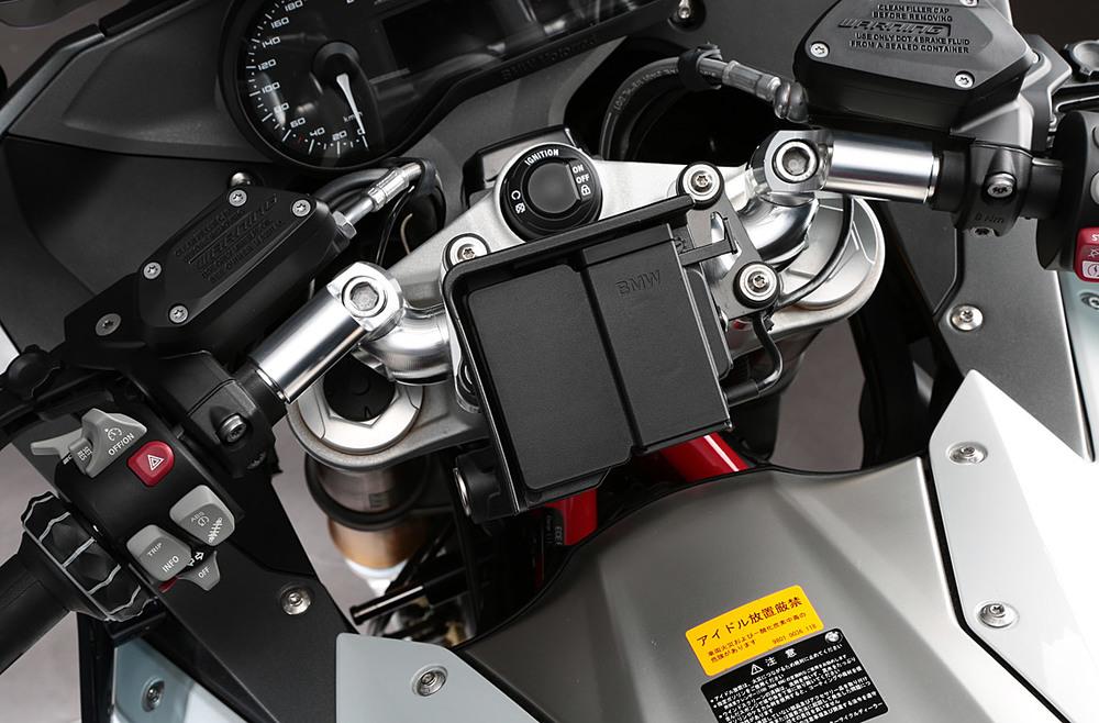 AELLA アエラ アルミ可変ハンドルバー ハンドルカラー:ブラック 付属スペーサーカラー:スレートグレー (特色) 付属スペーサーサイズ:7mm R1200RS