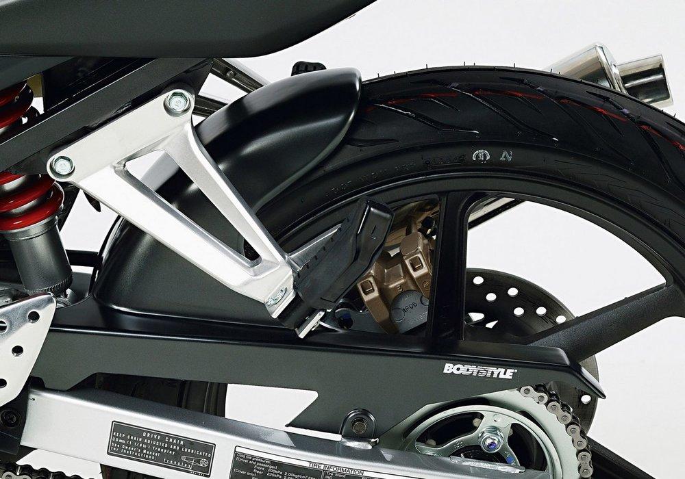 BODY ボディースタイル rear リアフェンダー(Sportsline STYLE CBR125R CBR125R hugger)