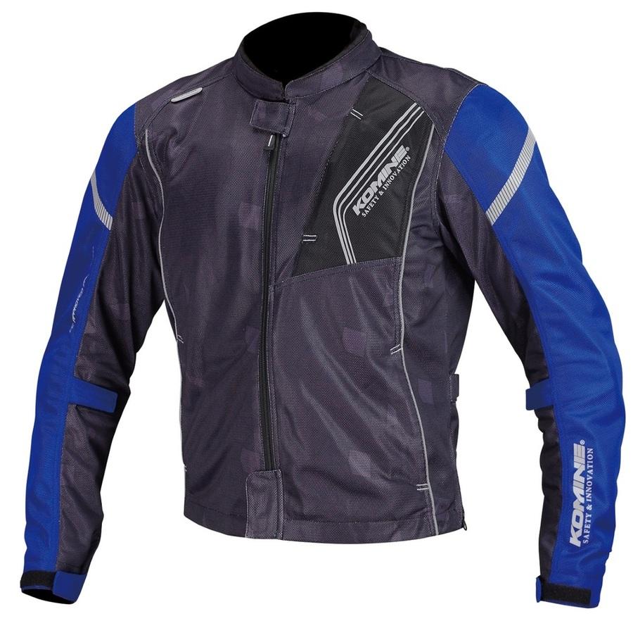 KOMINE コミネ JK-128 プロテクトフルメッシュジャケット レディース サイズ:WM