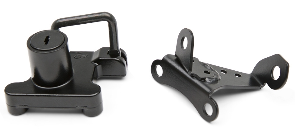 US KAWASAKI 北米カワサキ純正アクセサリー ヘルメットロック Helmet Lock NINJA H2(TM) SX SE2018 NINJA H2(TM) SX2018