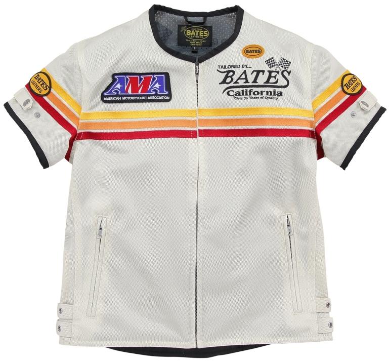 BATES ベイツ カジュアルウェア メッシュシャツ サイズ:L