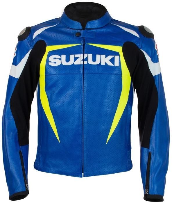 US SUZUKI 北米スズキ純正アクセサリー SUZUKI レザージャケット【Suzuki Leather Jacket】