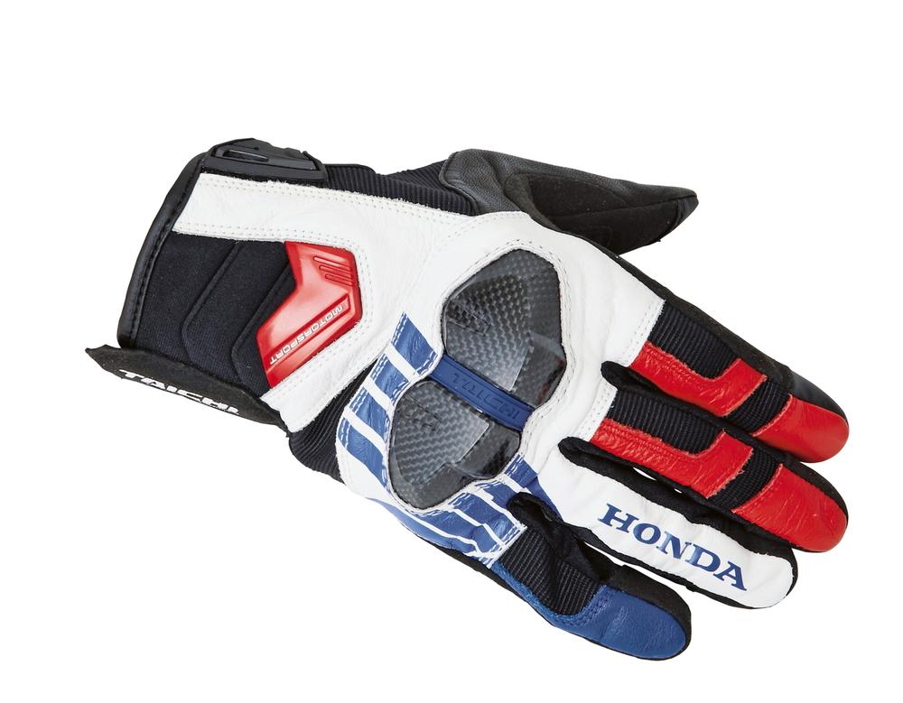 【イベント開催中!】 HONDA RIDING GEAR ホンダ ライディングギア 【Honda × RSタイチ】 アームドウインターグローブ サイズ:LL