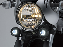 SUZUKI スズキ その他灯火類 LEDフォグランプセット SV650X ABS