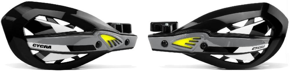 CYCRA サイクラ ECLIPSE ハンドガードキット・KTM用パーチマウント カラー:オレンジ