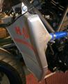 H2O Performance H2Oパフォーマンス SBKレーシングラジエター YZF R3 YZF R25