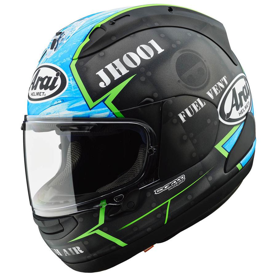 Arai アライ フルフェイスヘルメット RX-7X HAYES [アールエックス セブンエックス ヘイズ] ヘルメット サイズ:XL(61-62mm)
